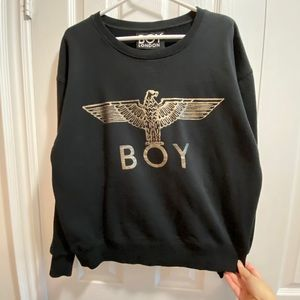 Boy london cold crew neck M